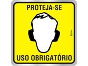 Placa EPI - Protetor Auditivo